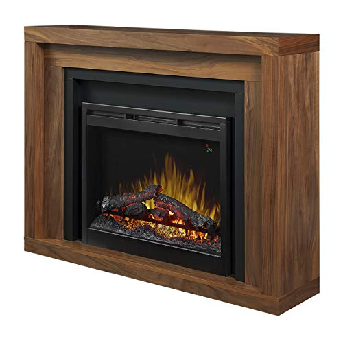Cheap DIMPLEX Anthony Mantel Electric Fireplace with Logs Black Friday & Cyber Monday 2019