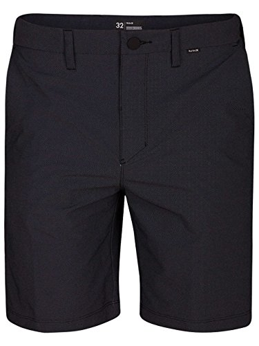 Hurley Drifit Chino 19 Walk Shorts 30 Inch Black