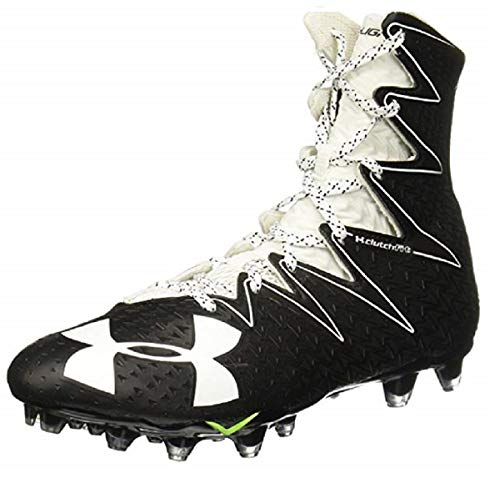 Under Armour Men's UA Highlight MC Football Cleats White/Met
