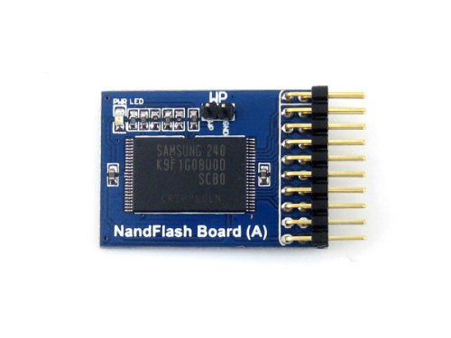 [Storage] K9F1G08U0E NandFlash Board (A) Nand Flash Memory Evaluation Development Module Kit (Flash Memory Kit)