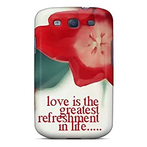 Cute High Quality Galaxy S3 Love Case