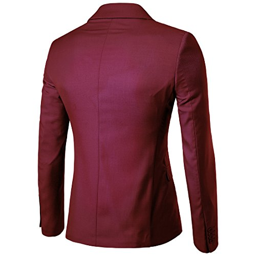 Buy red sport coats and blazers for men