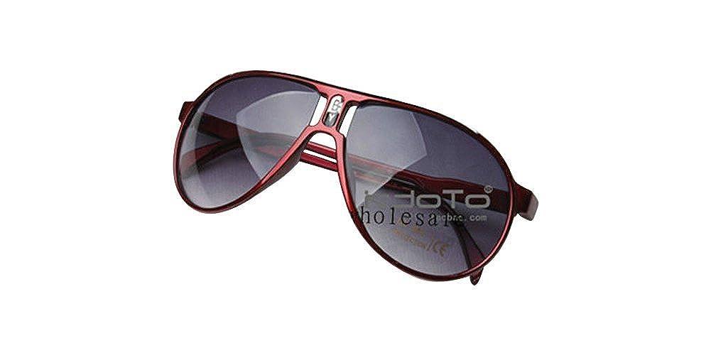 レッド子少年GrilキュートSunglass Shades Aviator Glasses   B00WA90XBU