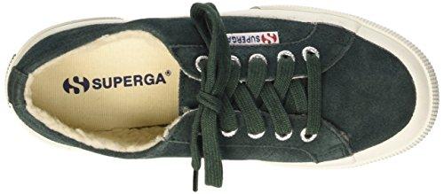 Superga 2750- SUEBINJ S004Z10 Unisex - Kinder Sneaker G77 Green Pine