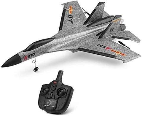 飛行機 おもちゃ 2.4G RC飛行機は翼のおもちゃは子供と大人の両方のための屋内と屋外のフライトに適用する固定します 初心者