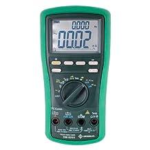 Greenlee DM-820A True RMS Digital Multimeter 1000 Volt