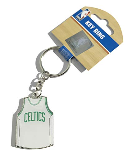 aminco Boston Celtics - NBA Home Away Team Jersey Key Chain