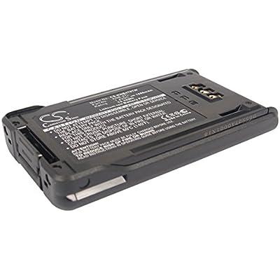 VINTRONS 1800mAh Battery For KENWOOD NX-200  NX-300  TK-5220  TK-5320