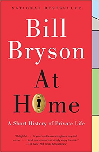 Image result for at home bill bryson