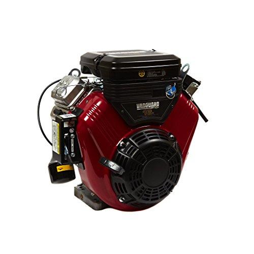 Briggs & Stratton 305447-3075-G1 479cc 16.0 Gross HP Vanguard Engine With A 1-Inch Diameter X 2-29/32-Inch Length Crankshaft, Keyway, Tapped 3/8-24 - Briggs Vanguard Engine