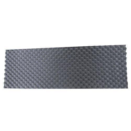 Studio Panel Absorber - BXI Soundproofing Foam - Eggcrate Acoustic Foam Panel - Double Noise Insulation - Super Dense - 13.4'' X 39.4'' X 1.2''