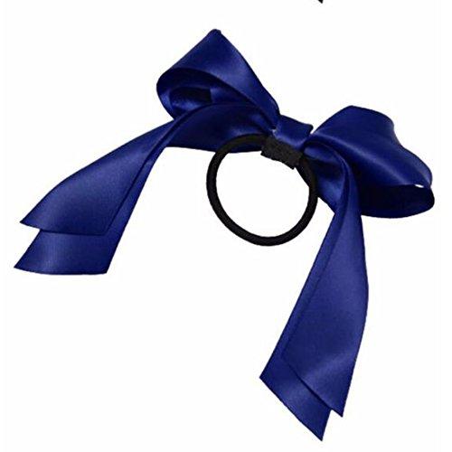 Accessories Ribbon Scrunchie Ponytail Holder
