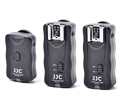 JJC JF-G2 Wireless Remote Control And Flash..