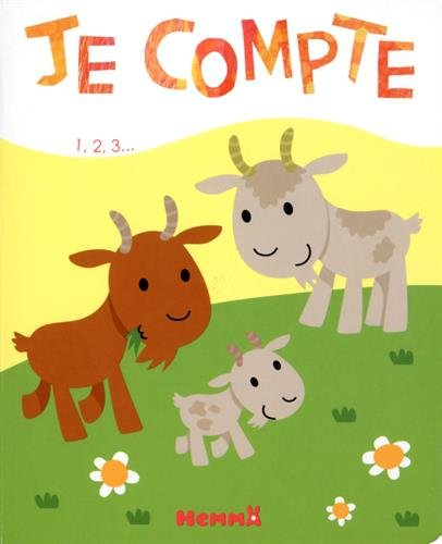 JE COMPTE 1,2,3...
