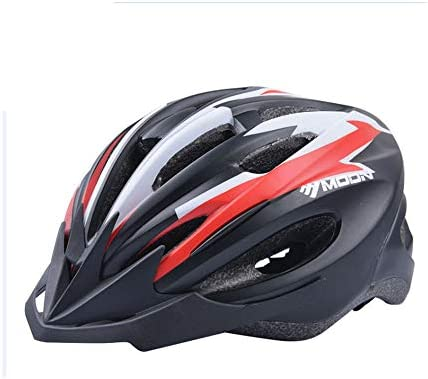BLife Casco Bicicleta Adulto con Luz De Advertencia,Mosquitera ...