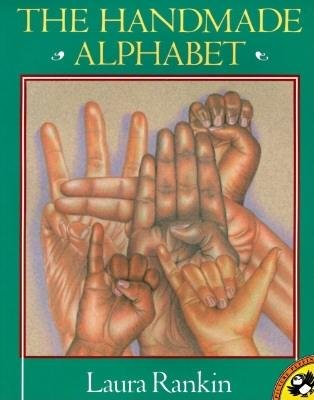 The Handmade Alphabet[HANDMADE ALPHABET][Paperback]
