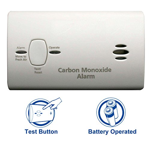 Kidde KN-COB-B-LPM Carbon Monoxide Alarm - Kidde Carbon Monoxide Alarm