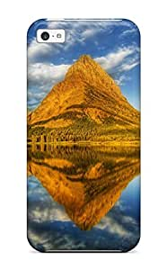 TYH - Glacier National Park Case Compatible With Iphone 5c/ Hot Protection Case phone case