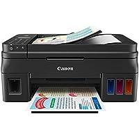 Impressora Multifuncional, Canon, Maxx Tinta G4110, Tanque de Tinta, Wi-Fi