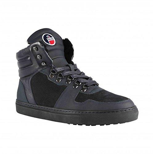 NATIONAL STANDARD Herren Sneaker New Edition 1 Fusalp Navy