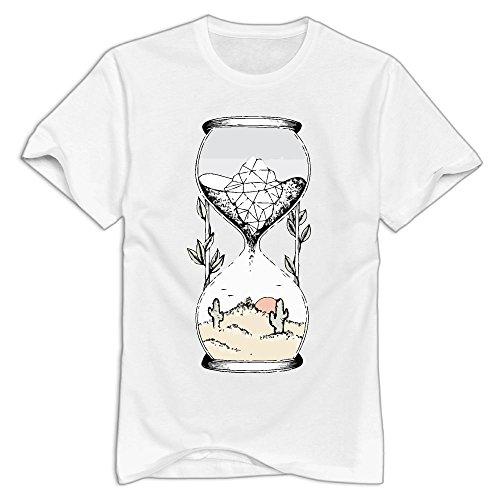 WLF Hourglass Cactus Logo Organic Cotton Standard Weight T-Shirt For - Store Lf Hours