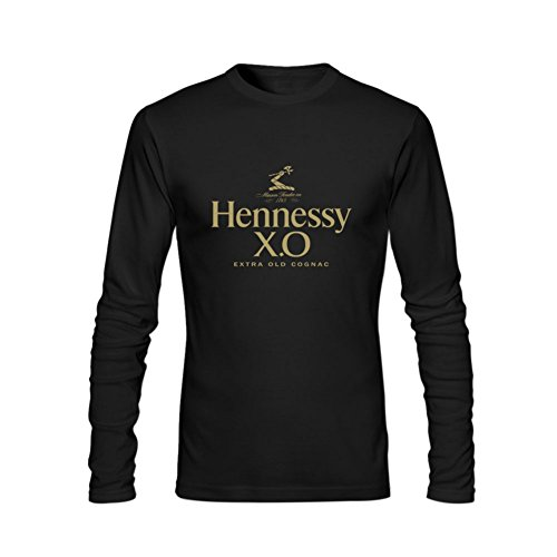 anydover-hennessy-xo-mens-100-cotton-crew-neck-long-sleeve-t-shirt-m-black