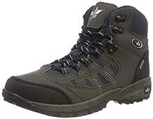 Lico Steppe, Zapatos de High Rise Senderismo Unisex Adulto, Azul (Marine/Gr Marine/Gr), 39 EU