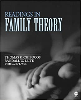 Book Readings in Family Theory (2004-12-09)