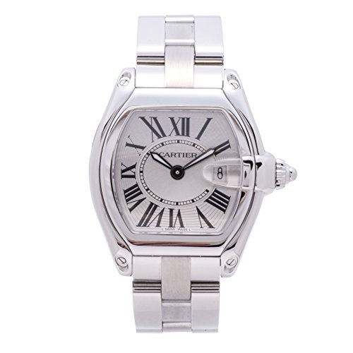 Cartier Roadster quartz womens Watch 2675 (Certified Pre-owned)