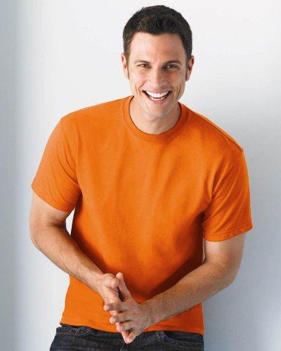 Gildan 5.3oz Heavy Cotton Short Sleeve T-Shirt - 5000 M, Roy