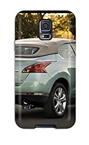 Zheng caseAwesome Design Nissan Murano 97856745 Hard Case Cover For Galaxy S5