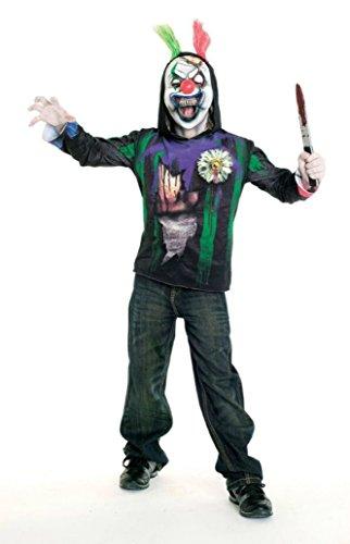 Boys Gruesome Giggles Kids Child Fancy Dress Party Halloween Costume, S (4-6) (Gruesome Giggles Child Costume)