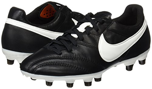 Noir Nike summit Homme White black De Football Chaussures Blaze The orange Premier rw4xfYHqw