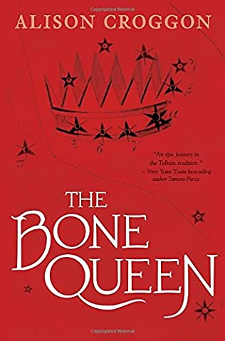 book cover of The Bone Queen