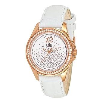 Lucardi - Elite - Elite Armbanduhr E54242G-801 fÜr Damen - Edelstahl