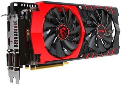 MSI R9 390 - Tarjeta gráfica (PCI-E R9 390 Gaming 8192 MB DDR5 ...