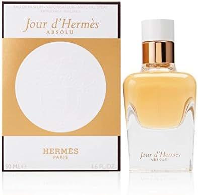 Jour d'Hermes Absolu for Women 1.6 oz Eau de Parfum Spray Refillable