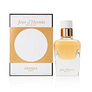 Jour d Hermes Absolu for Women 1.6 oz Eau de Parfum Spray Refillable