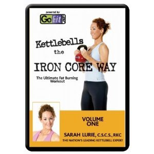 The Best Kettlebell Workout DVD