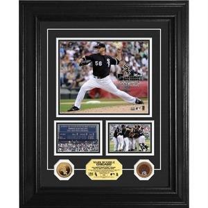 (Highland Mint Chicago White Sox Mark Buehrle