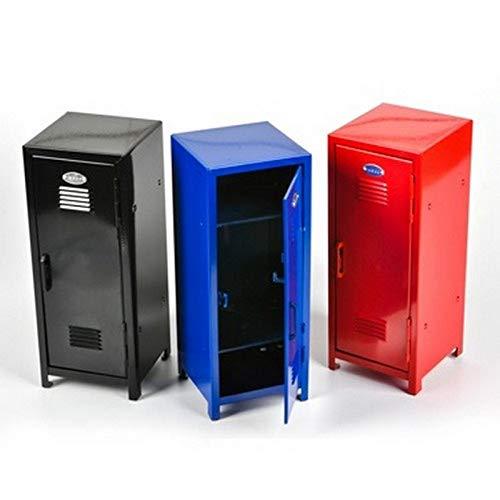 1 XASSORTED COLOR Mini Metal Locker Assorted Color - Mini Lockers For Kids