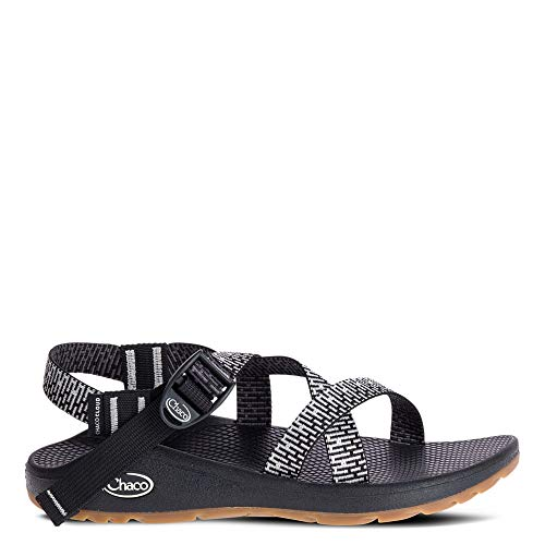 Chaco Women's Zcloud Sport Sandal, Penny Black, 6 W US (Around Wrap Buckle)