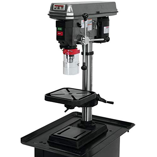 JET J-2530 15-Inch 3/4-Horspower 115-Volt Bench Model Drill Press ()