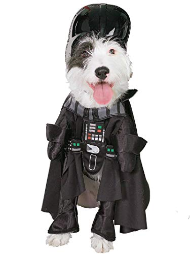 Star Wars Darth Vader Pet Costume, Small - coolthings.us