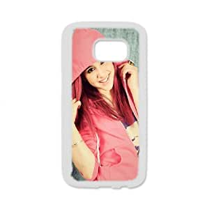 Custom Cover Case Fashion Ariana Grande Time For Samsung Galaxy S7 SXSWO986725