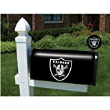 NFL Raiders Mailbox Cover