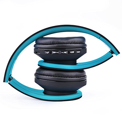 Esonstyle bluetooth Foldable Headphones Handsfree