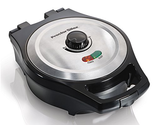 Proctor Silex Belgian Style Waffle Maker, Mess Free