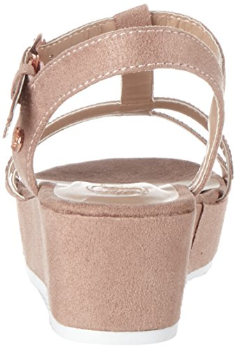 Tom Tailor 2796702 - Tira de tobillo Mujer Pink (old rose)