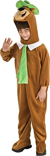 [Baby-Toddler-Costume Yogi Bear Toddler Costume Halloween Costume] (Yogi Bear Halloween Costume)